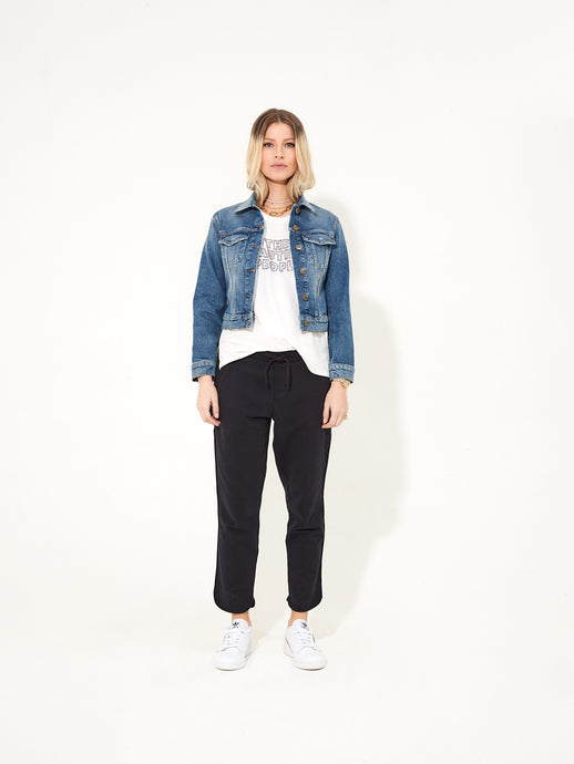 Backstage Pass The Classic Denim Jacket - Forever