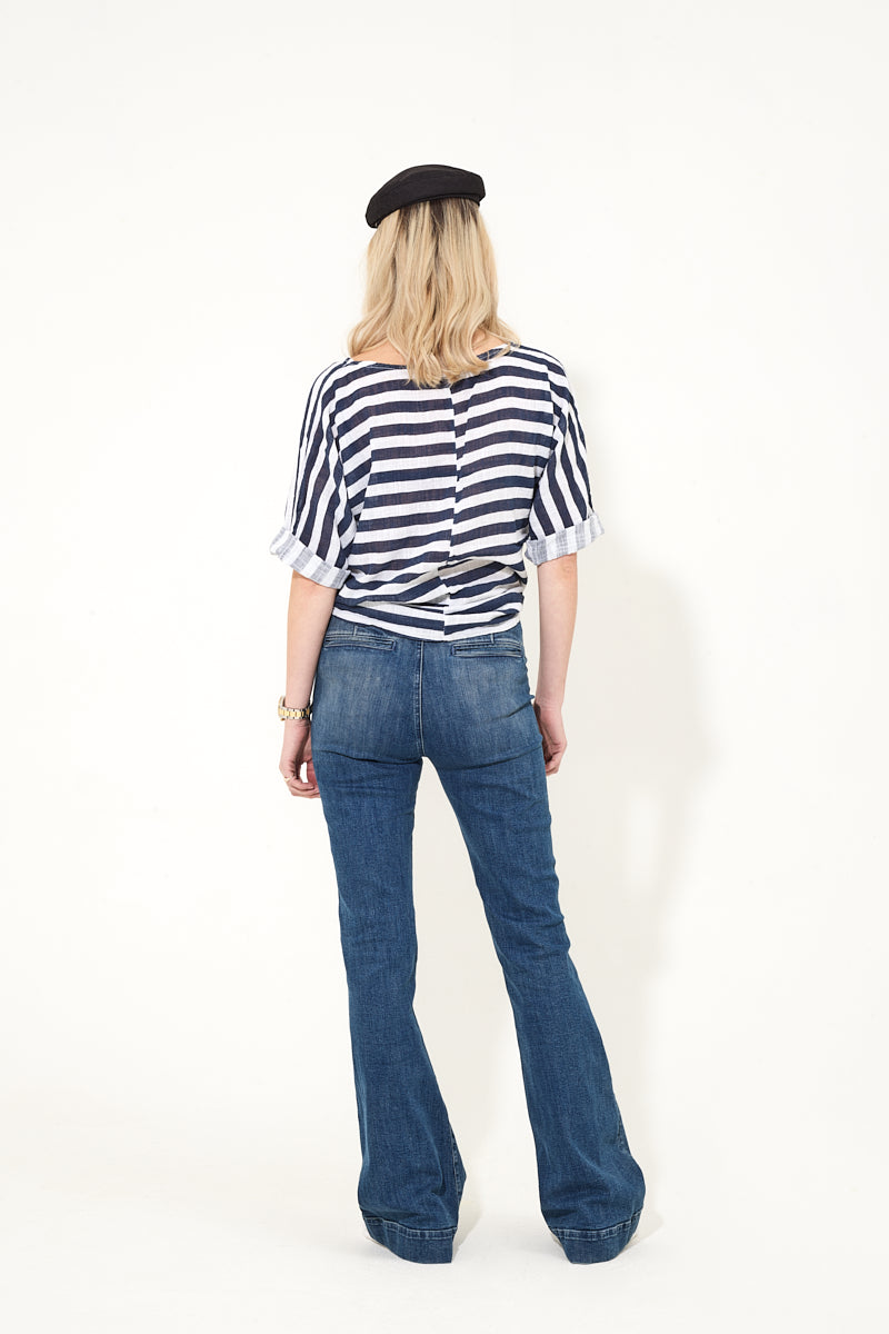 Tilda The Ultimate Sailor Style Jean - Bon Voyage