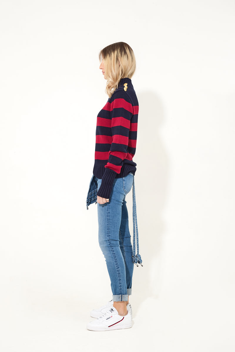Cable Me Captain The Nautical Themed Jumper - Take Me Away