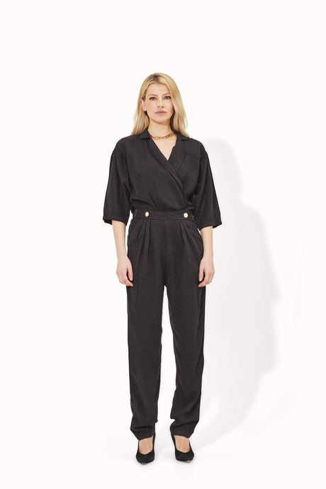 Wanda The Cross Over Power Jumpsuit - The Darkness