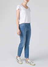 Downtown Dazzler Slouchy Skinny Jeans - City Blues