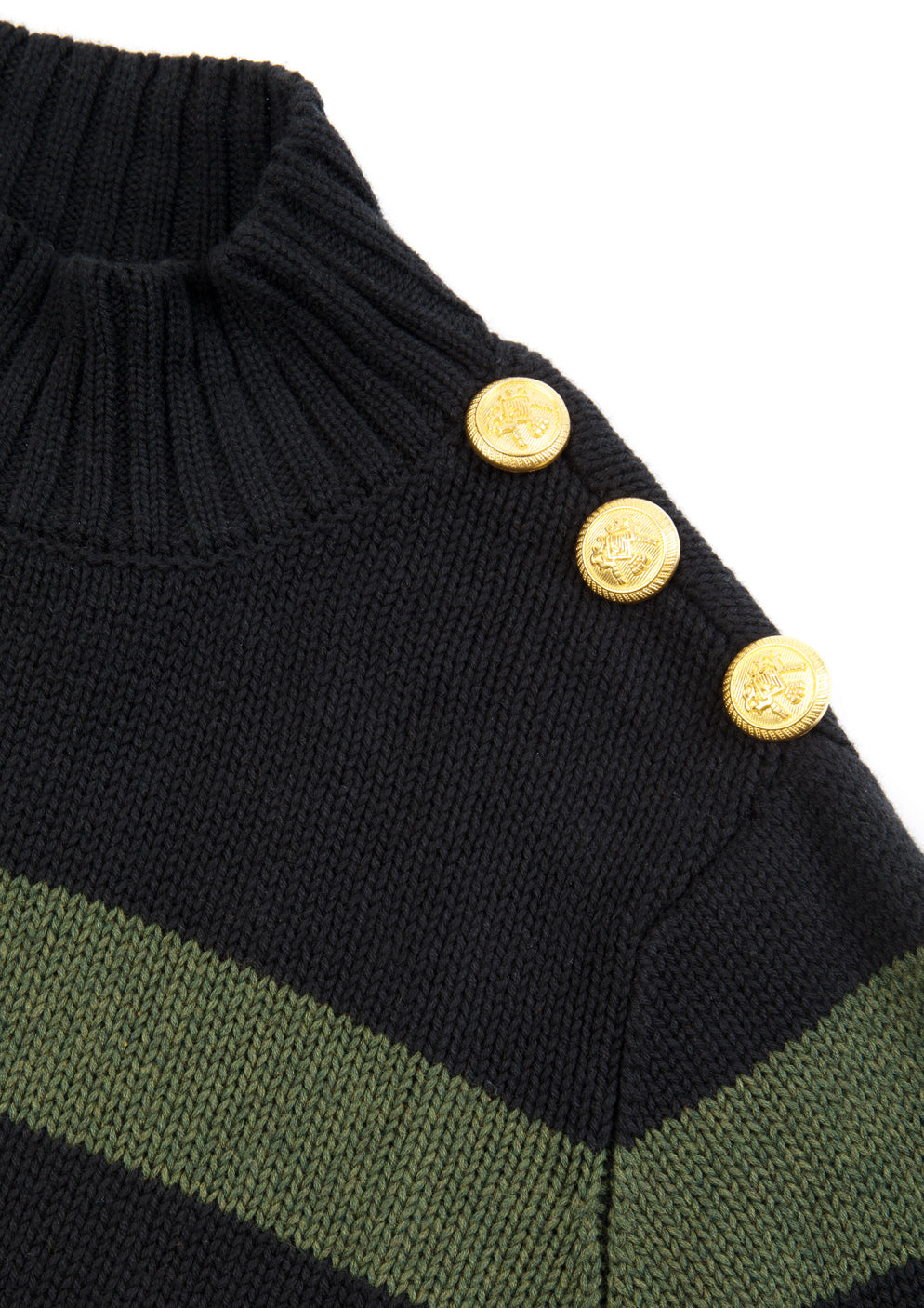 Cable Me Captain The Nautical Themed Jumper - Call Me Olive Oil