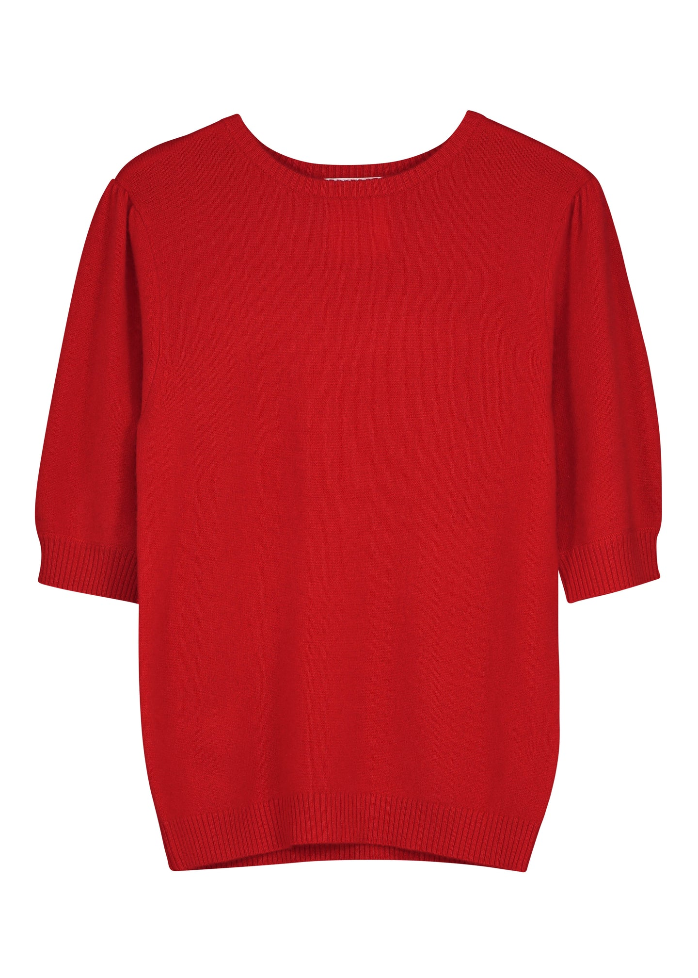 Bonnie Cashmere Knit - Love That Red