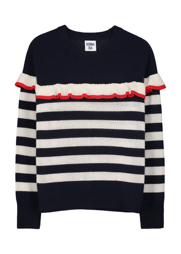 Friller Cashmere Knit - French Break