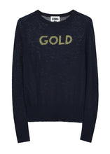 Gold Cashmere Knit - Hello Sailor