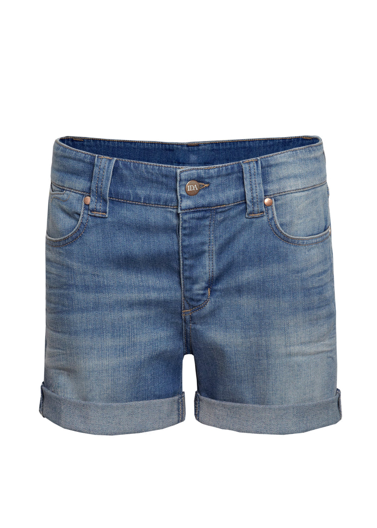 Beach Bum Dazzler Denim Shorts - Urban Cashmere