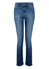 Mabel High Top Ankle Slim Jeans - 60s Bardot