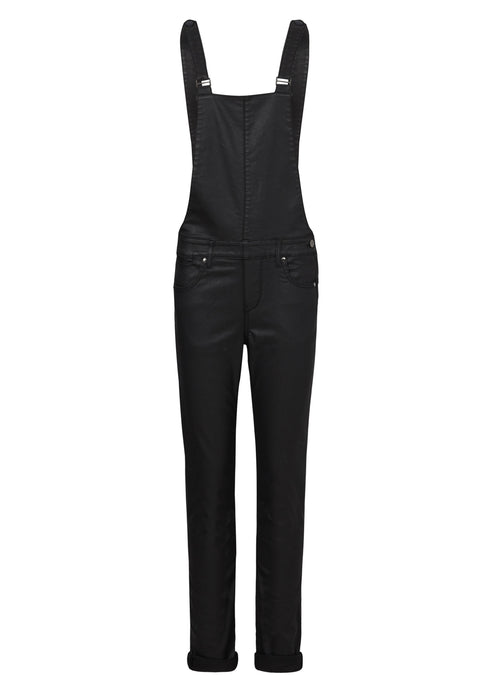 Eliza Relaxed Skinny Dungaree - Grease
