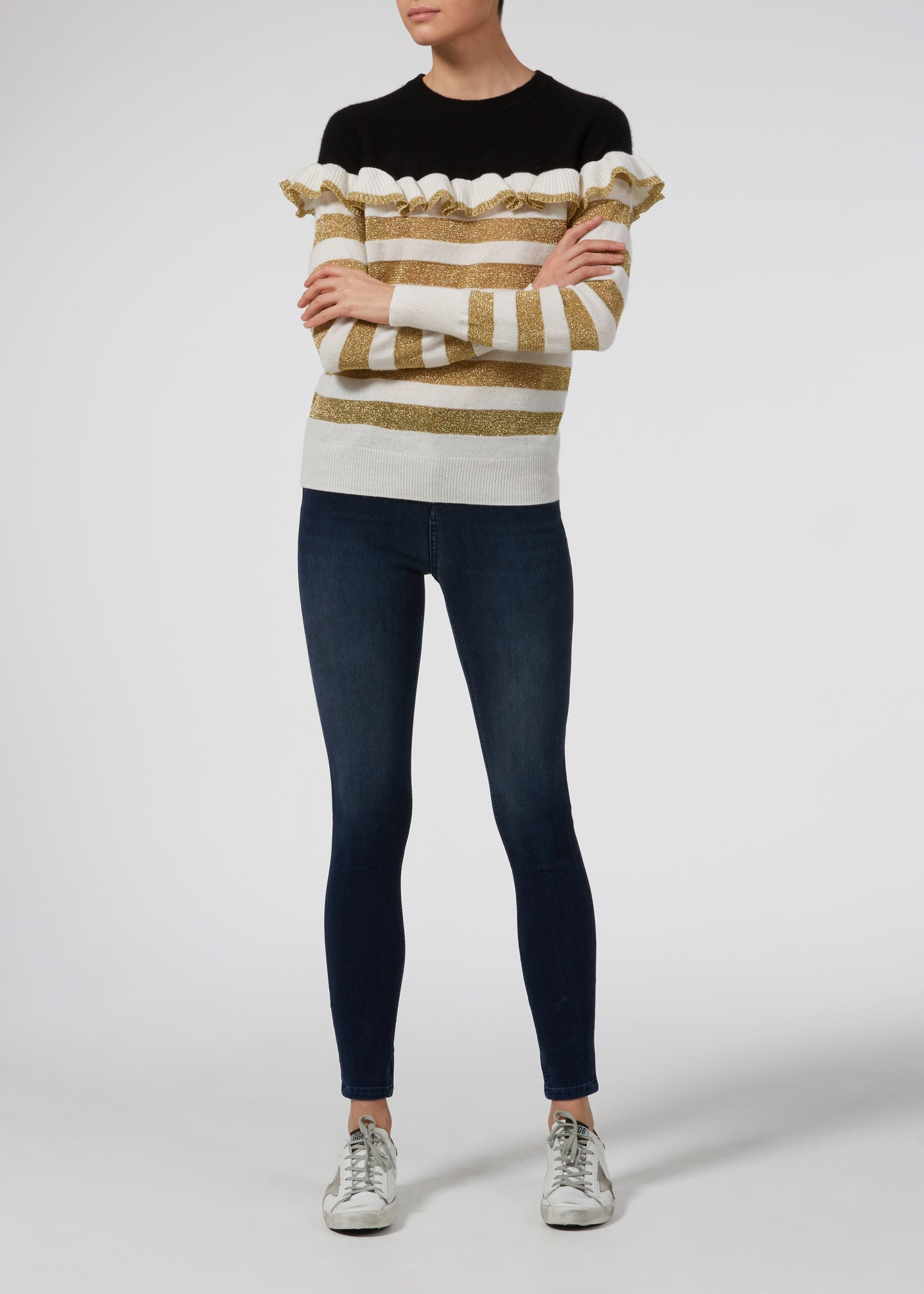 Friller Cashmere Knit - Posh Break