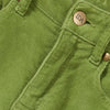 Kitty Kat Mini Boot Jeans - Sail Away in a Pea Green Boat