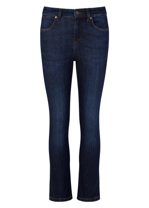 Kitty Kat Mini Boot Jeans - Forever Blue