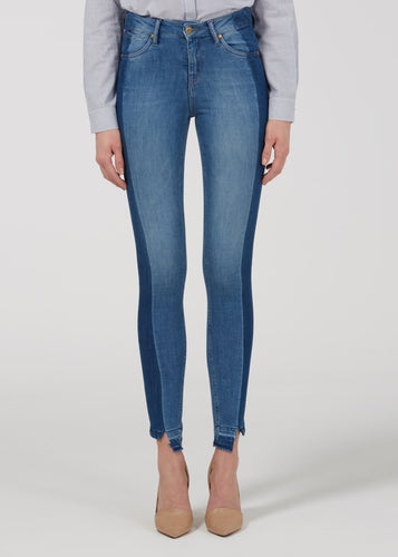 Mae Skinny Jeans - Silhouette Blues