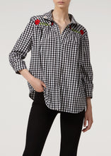 Almost Famous Blouse - Secret Garden