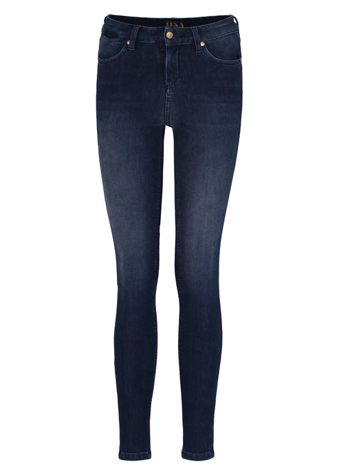 Rizzo The High Top Ankle Skinny Jeans - Big Skies