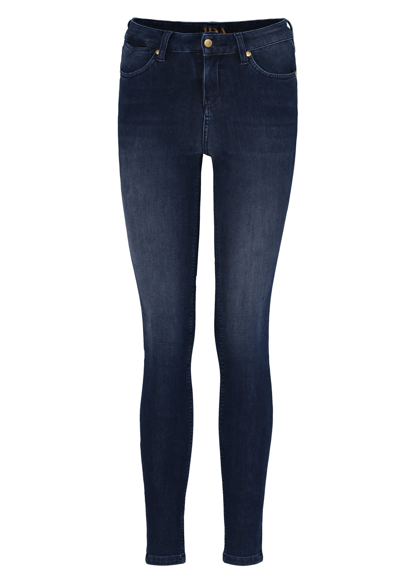 Rizzo High Top Ankle Skinny Jeans - Big Skies