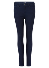 Rizzo High Top Ankle Skinny Jeans - Indigo Dream