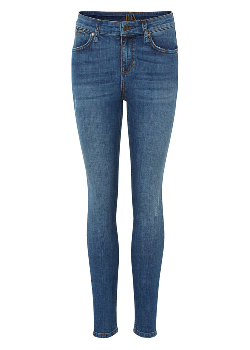 Rizzo High Top Ankle Skinny Jeans - Road Tripping