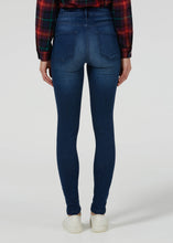 Rizzo High Top Ankle Skinny Jeans - Fawcett Blue