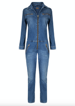 Dolly Flight Jumpsuit - Garage