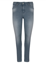 Rizzo High Top Ankle Skinny Jeans - Stormy