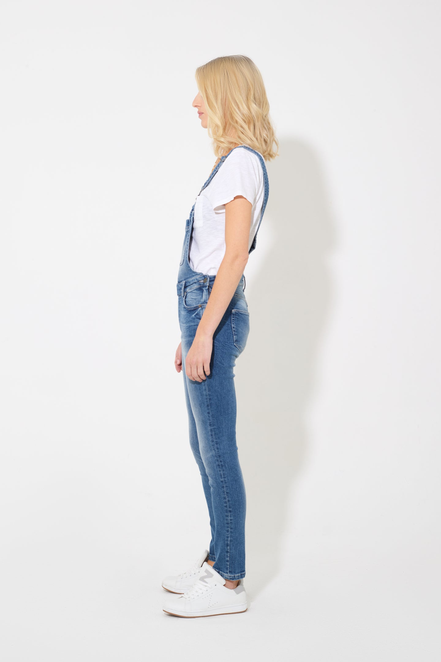Connie The Bib Front Dungaree - Hit The Road Jack