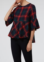 Grown Up In Chelsea Blouse - Western Sunset