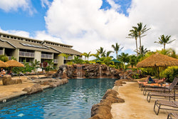 <!-- 210905 --!> September 5 to September 12 2021 <br> One Bedroom <br> FLOATING VIEW <br> The Cliffs at Princeville <br> KAUAI <br> $1,400.00