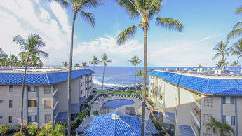 <!-- 190629 --!> June 29 to July 6 2019 <br> One Bedroom <br> FLOATING VIEW <br> RVC at Kona Reef <br> HAWAII <br> $1,800.00