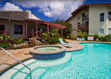 <!-- 190609 --!> June 9 to June 16 2019 <br> Two Bedroom <br> OCEAN VIEW <br> Wyndham Shearwater <br> KAUAI <br> $1,400.00