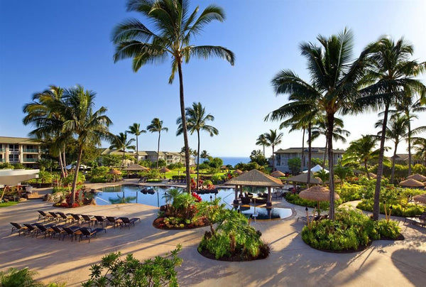 <!-- 190209 --!> February 9 to February 16 2019 <br> Two Bedroom FLOATING VIEW <br> Westin Princeville <br> KAUAI <br> $3,500.00