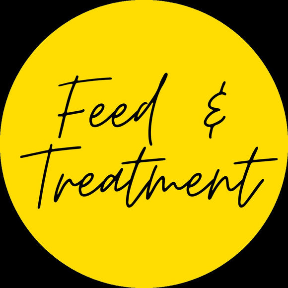 Feeding and Treatment