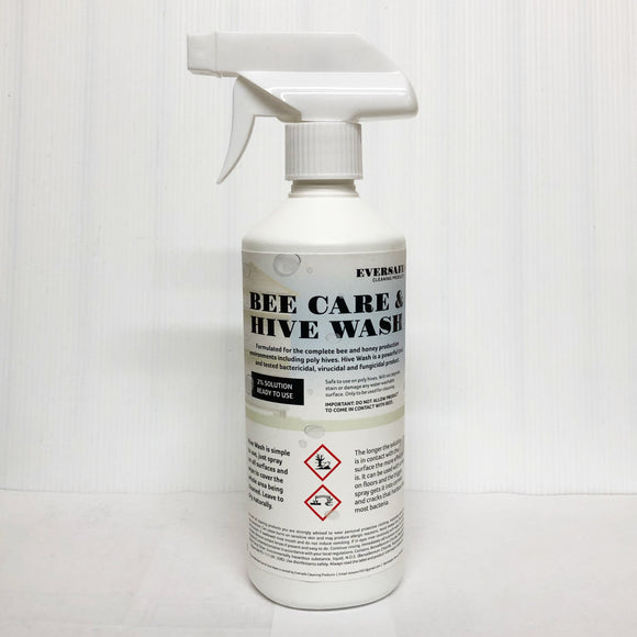 Bee Care & Hive Wash 500ml Spray Ready to Use