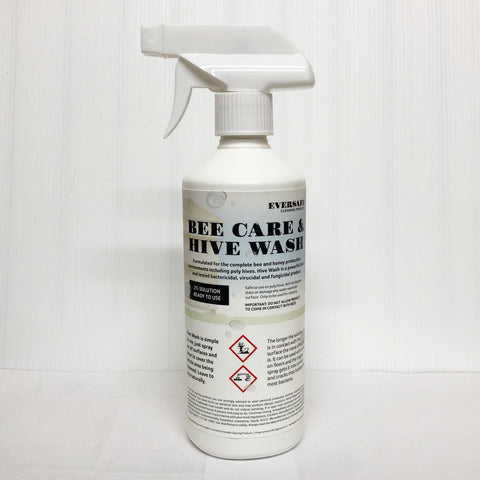 Bee Care & Hive Wash 500ml Spray Concentrate