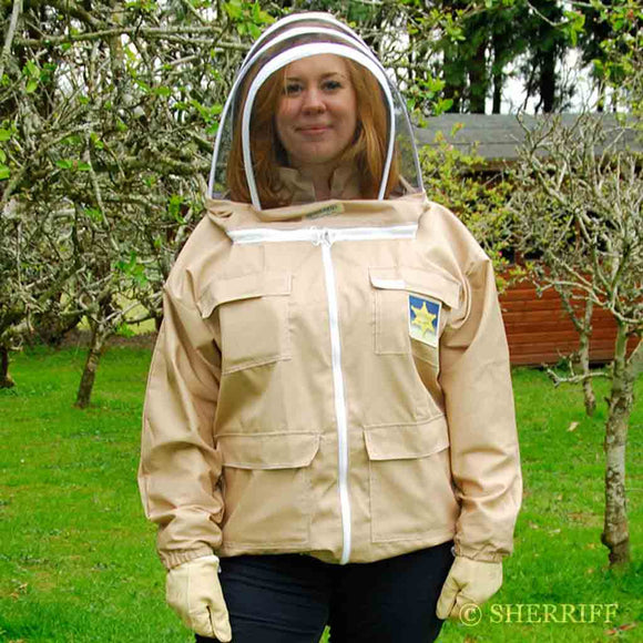 Bee Suits: BJ Sherriff: Honey Rustler - Jacket, Mocha