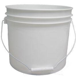 13.25 Litre Plastic Bucket (Holds approx 40lb/18.14kg Honey) - Bee Equipment
