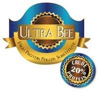 Ultra Bee Patties, 1 Patty