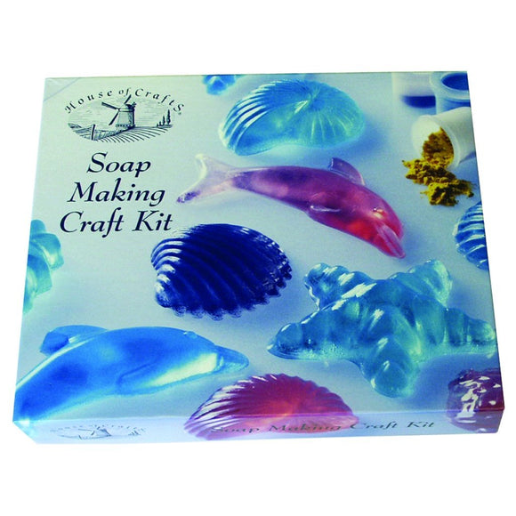Soap Making Craft Kit.