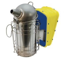 4 X 7 Dome Top Smoker With Guard & Bellow - Bee Equipment