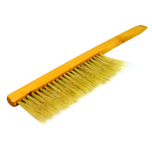 Bee Brush With Natural Fibres - Bee Equipment