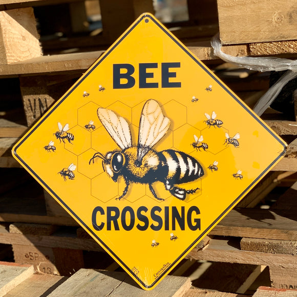 Sign: Bee Crossing