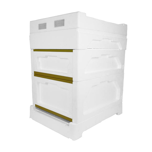 Langstroth Poly Hive, Flat