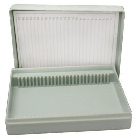 Slide Storage Box, Holds 25 Slides