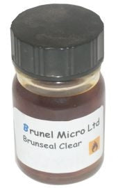 Brunseal Clear, 15ml - Bee Equipment