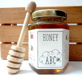 Runny Honey in Hex Jar, 2 sizes available