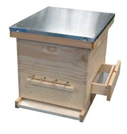 8 Frame Langstroth Superior Pollen Trap - Bee Equipment