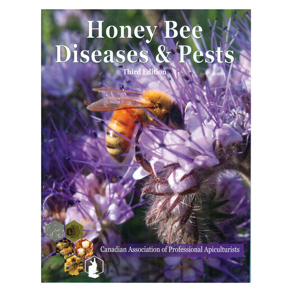 Honey Bee Diseases & Pests, 3rd Edition