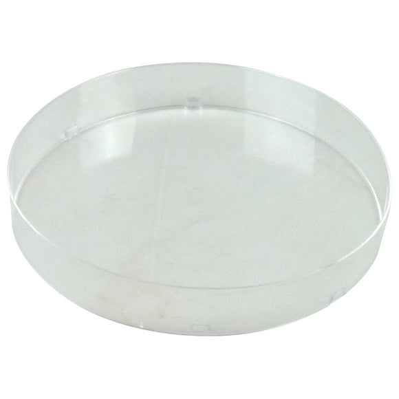 Ross Round Crystal Cover, 400 Pack