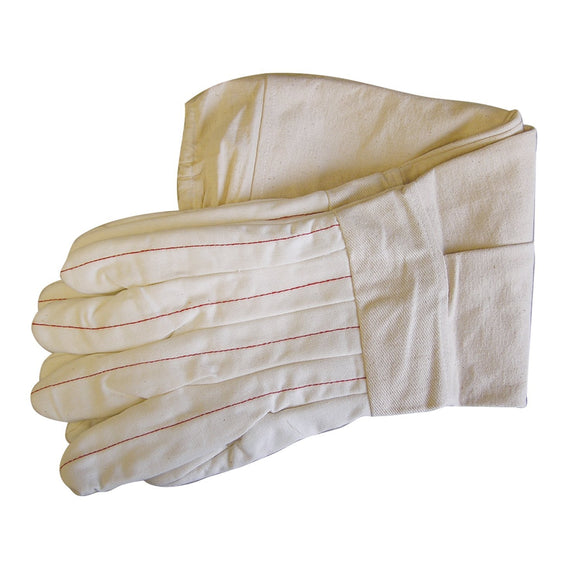 Gloves, Cotton Lined Canvas
