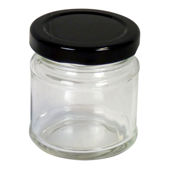 Round Jar, 4oz, 144 pack