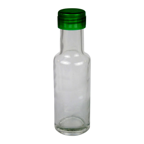 120 ml Screw Top Bottle, 24 pack - Bee Equipment
